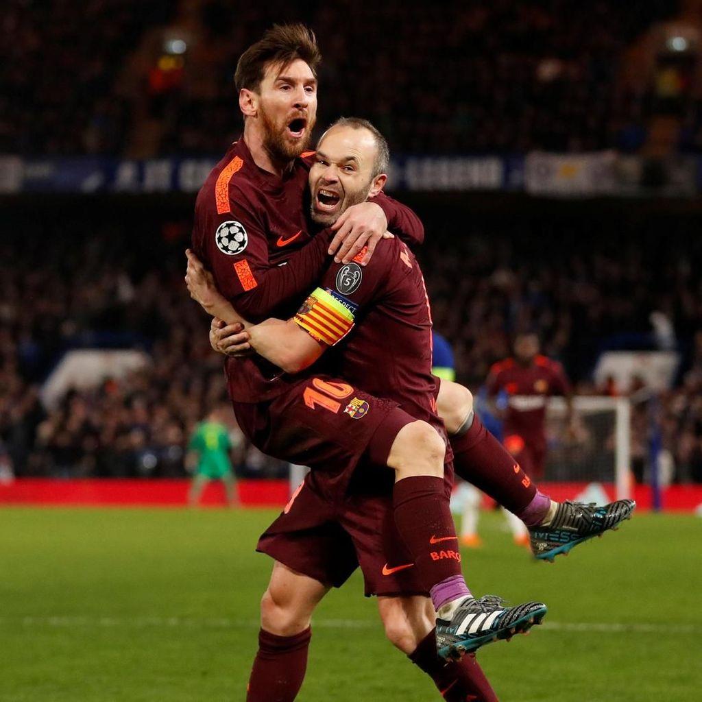 Akhirnya, Messi