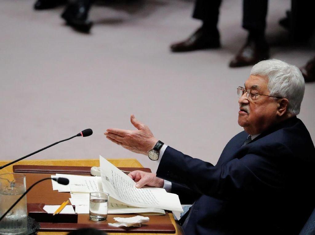 Palestina Tolak Normalisasi Hubungan Antara Sudan dan Israel