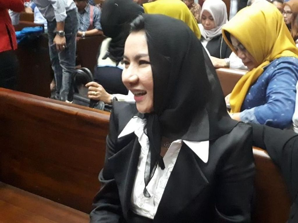 Canda Penyuap Bupati Rita soal Ada Suap Pembangunan Gedung KPK