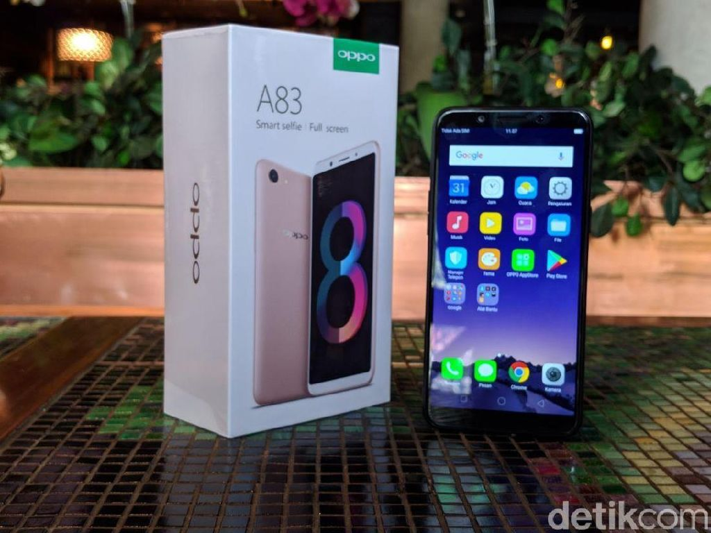 Harga Lebih Murah, Benchmark Oppo A83 Kalahkan F5