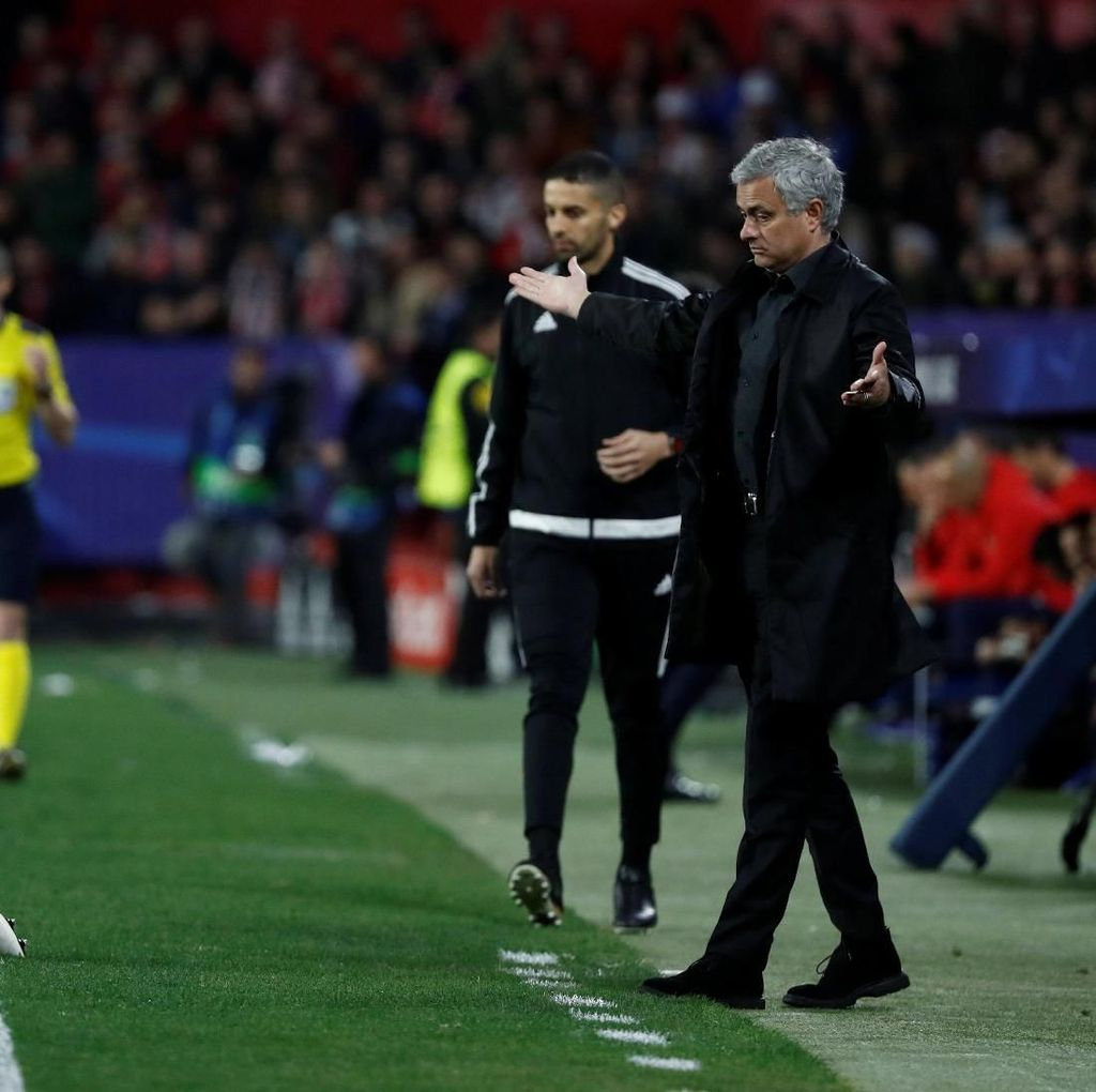 Mourinho: Hasilnya Tidak Bagus, Tidak Jelek