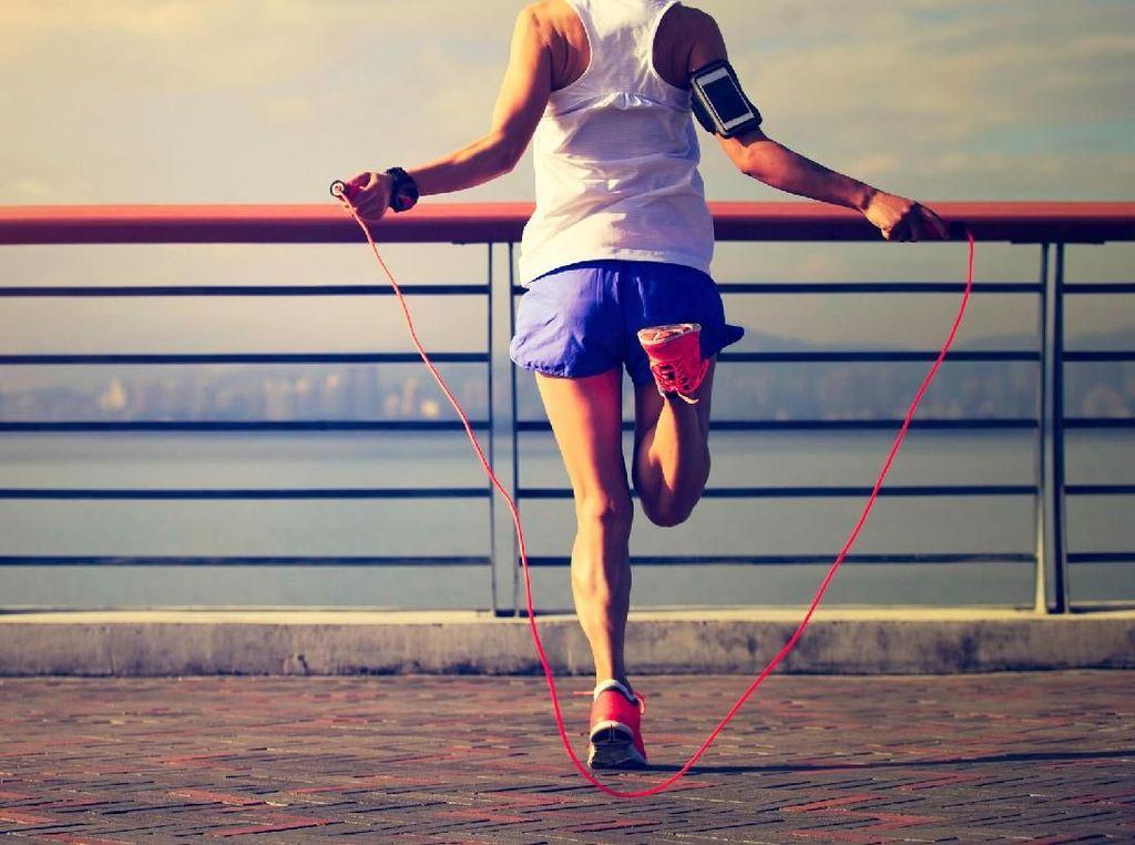 Lompat Tali, Olahraga Asyik untuk Jantung Lebih Sehat