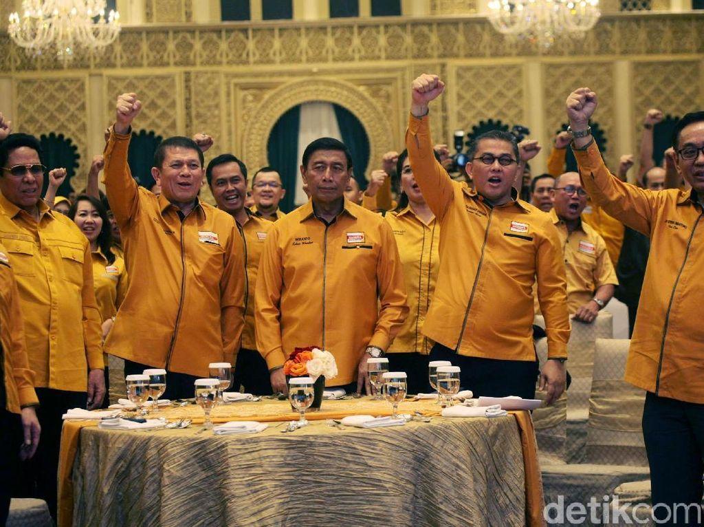 Hanura Terancam Tak Masuk Senayan, Wiranto Menolak Disalahkan