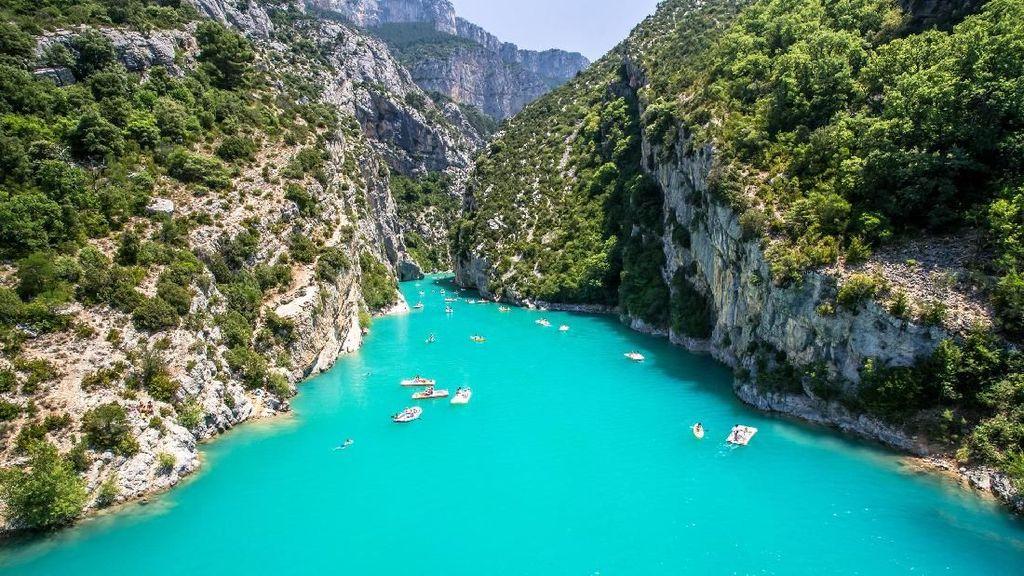 Foto: 5 Sungai Cantik di Dunia