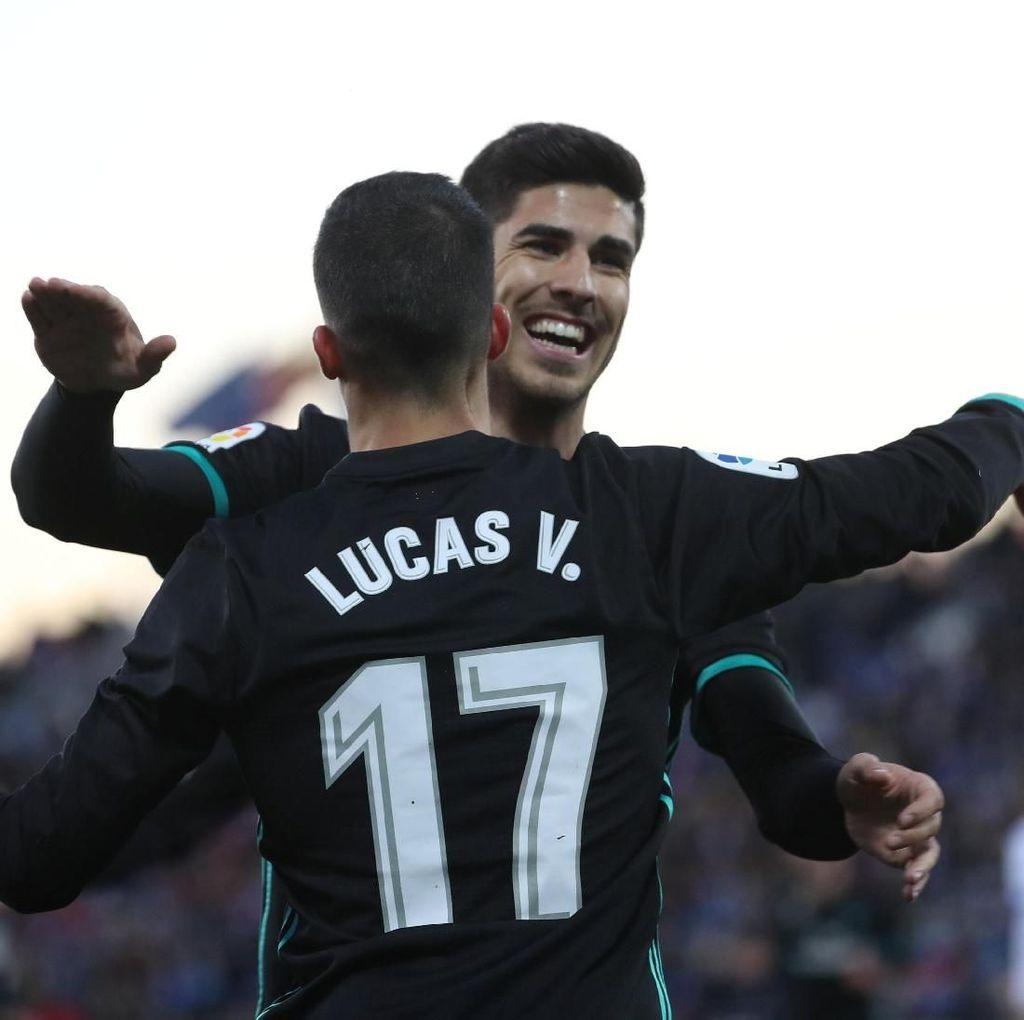 Zidane Ungkap Pentingnya Peran Vazquez dan Asensio