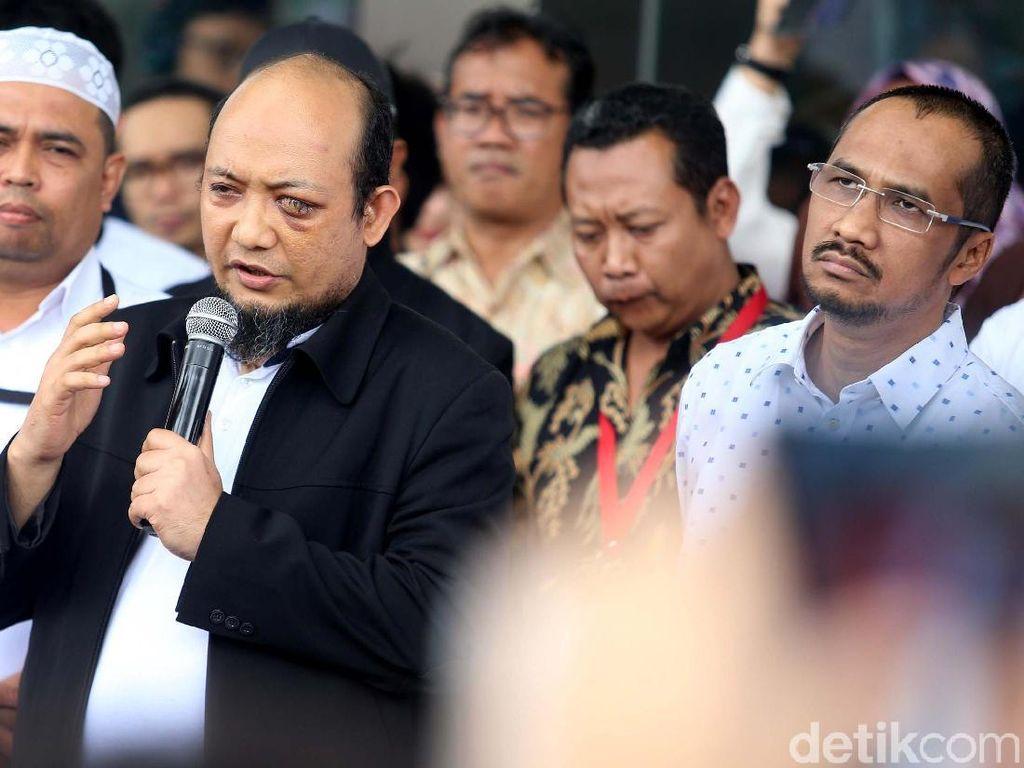 Ucapan Terima Kasih Novel Baswedan ke Jokowi