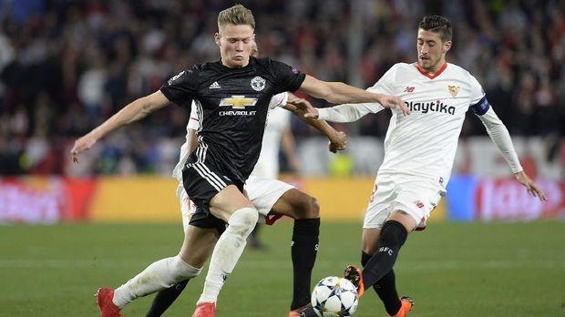 Scott McTominay difavoritkan untuk tampil sebagai starter saat Manchester United menghadapi Chelsea.