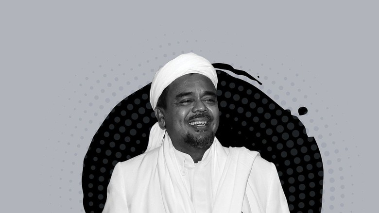 Ustaz Somad dan Ulama Pendukung 212 Tunggu Titah Habib Rizieq