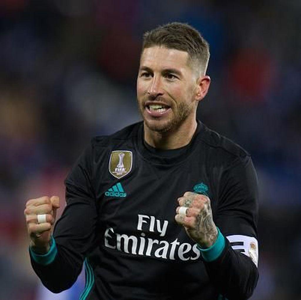 Kemenangan yang Mendongkrak Moral Madrid