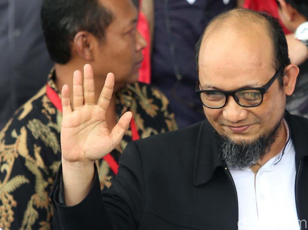 Taufik Kurniawan Apresiasi Komnas HAM Bentuk Tim Pemantau Kasus Novel