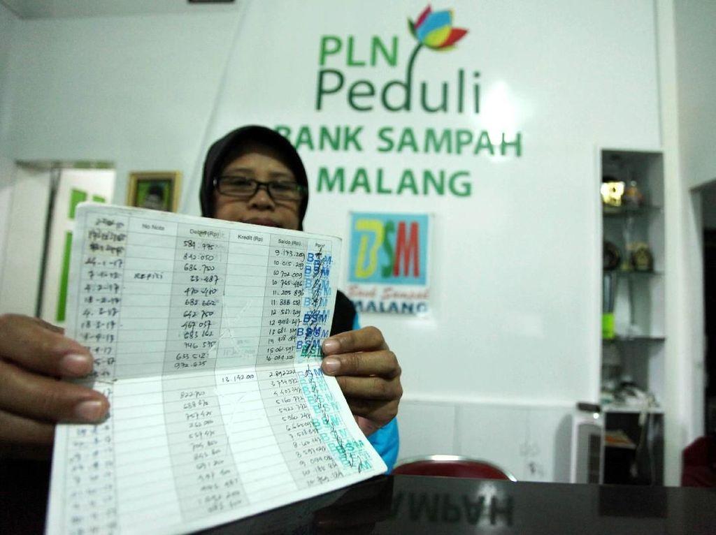 Keren! Bank Sampah Malang Punya 30 Ribu Nasabah