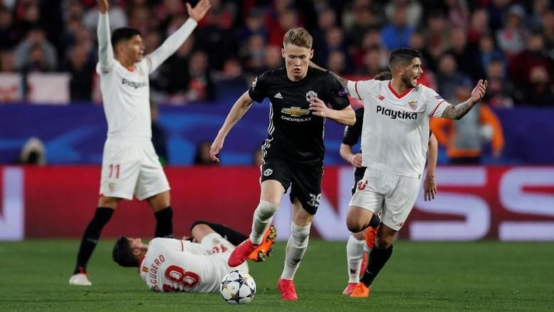 Soal Penampilannya Lawan Sevilla, Ini Kata McTominay