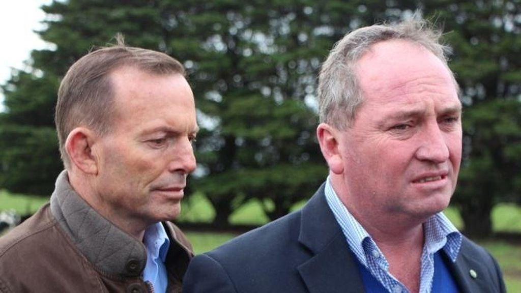 Pemerintahan Koalisi Australia Alami Kisruh