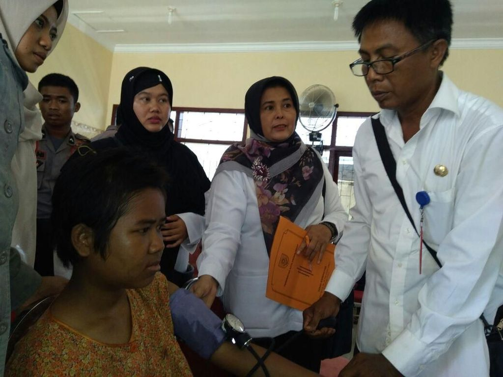 Hasil Razia di Probolinggo, Perempuan Gangguan Jiwa ini Diduga Hamil