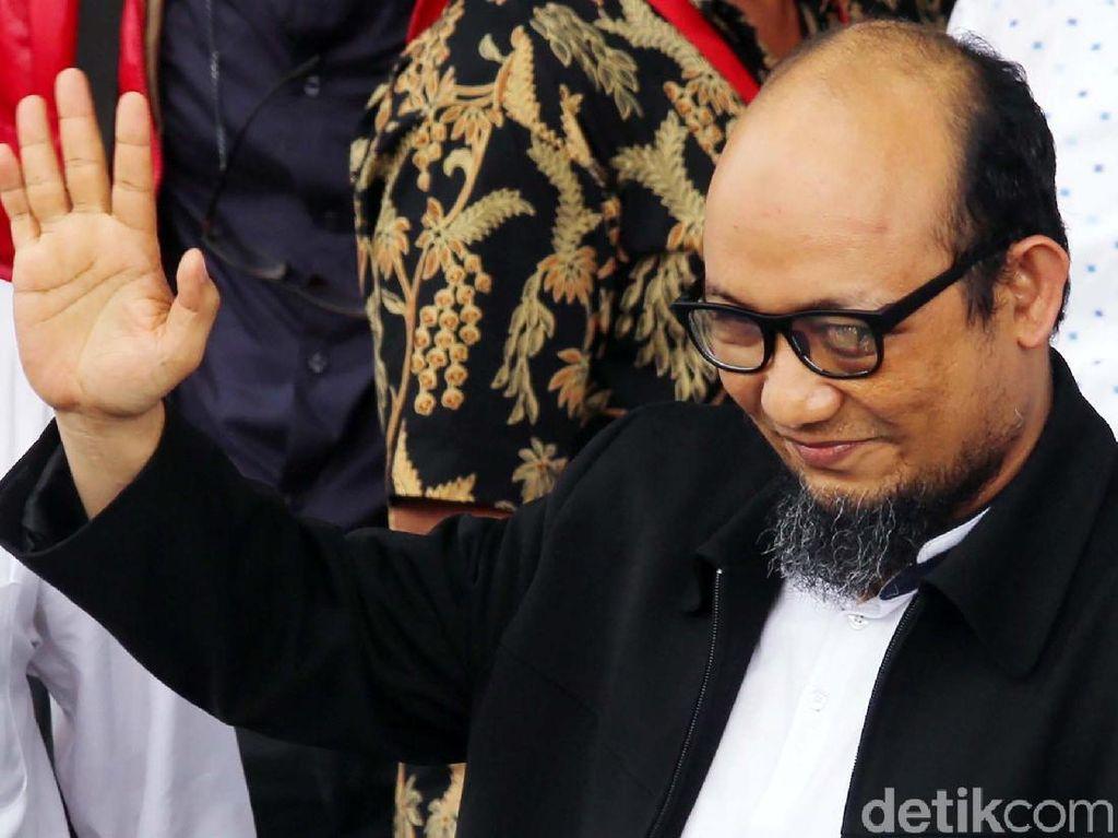 KPK: Novel Baswedan Masih Kasatgas Deputi Penindakan