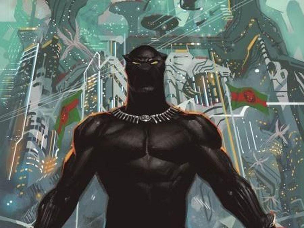 Tribute pada Chadwick Boseman, Komik Black Panther hingga Shuri Gratis