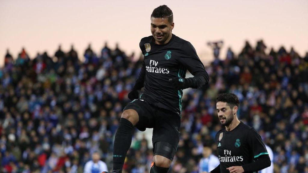 Setelah Kalahkan Leganes, Madrid Jangan Kendur