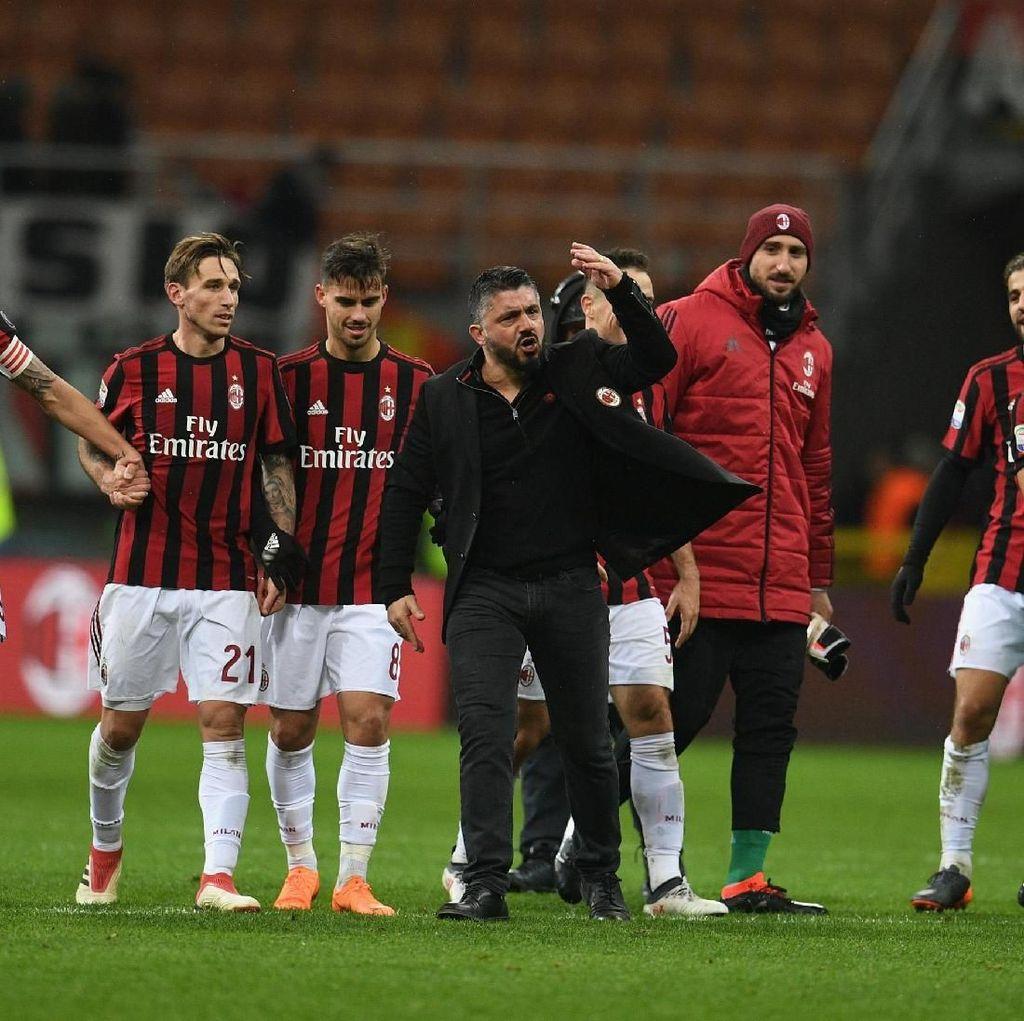 Jangan Main Api, Milan!