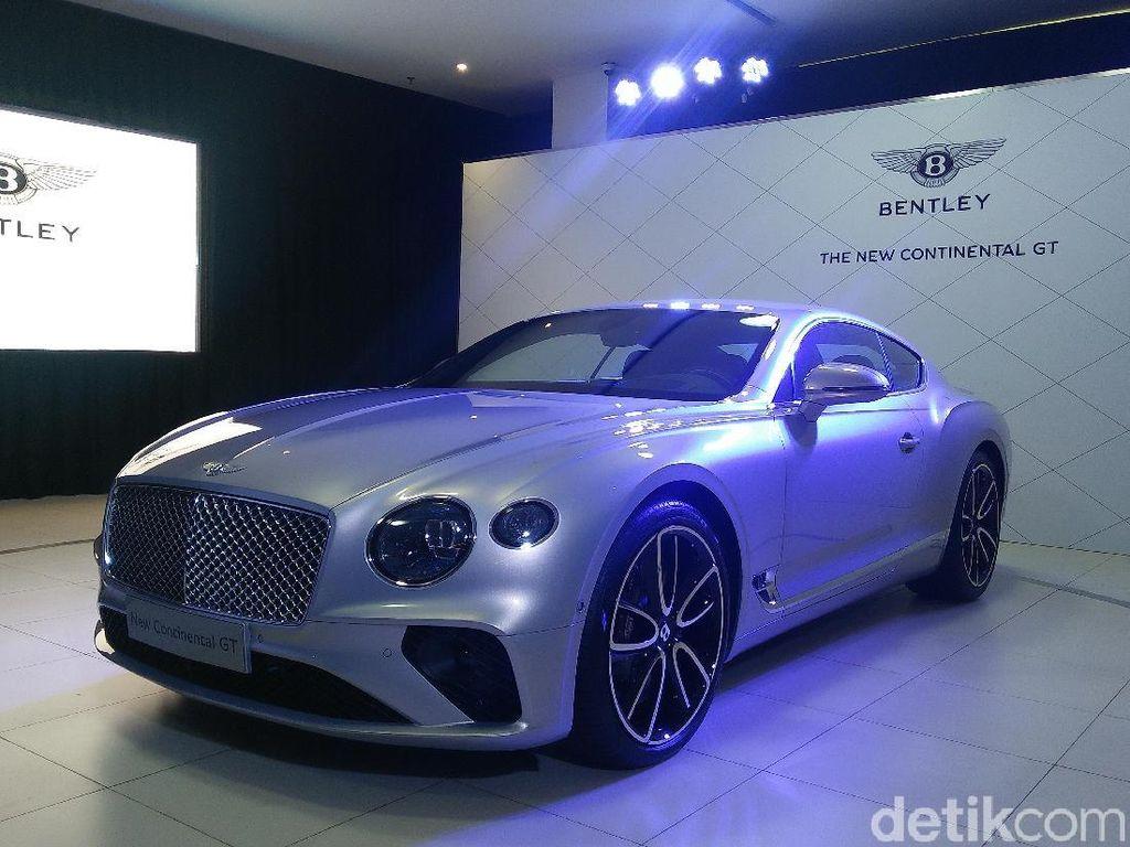 Mobil Mewah Inggris Rp 8 Miliar Lebih Meluncur di Indonesia
