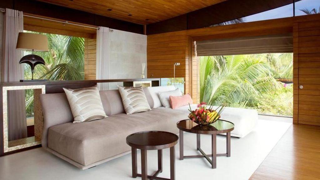 Foto: Resort Mewah Tempat Liburan Sophie Turner & Pacar di Maldives