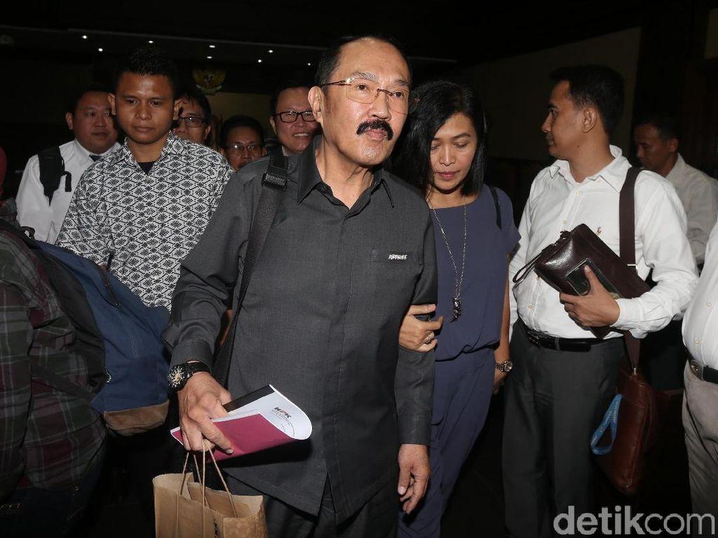 Fredrich Yunadi Bersaksi di Sidang Dokter Bimanesh