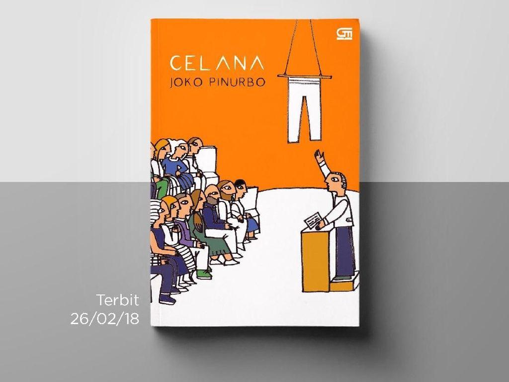 Buku Kumpulan Puisi Pertama Joko Pinurbo Cetak Ulang