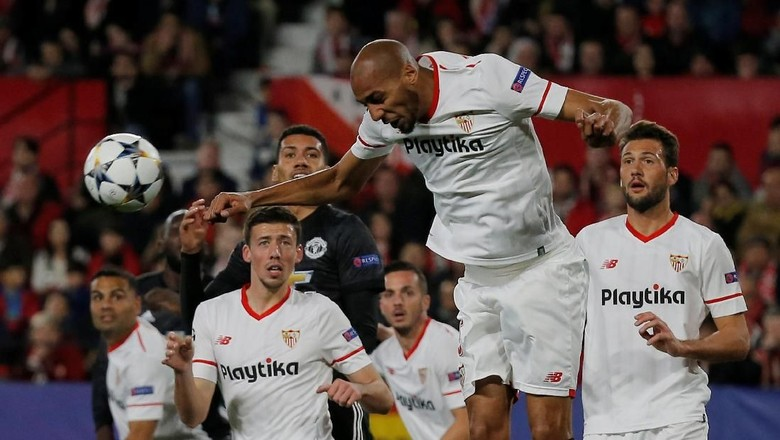 Sambangi Manchester United, Sevilla Mau Bikin Sejarah Baru