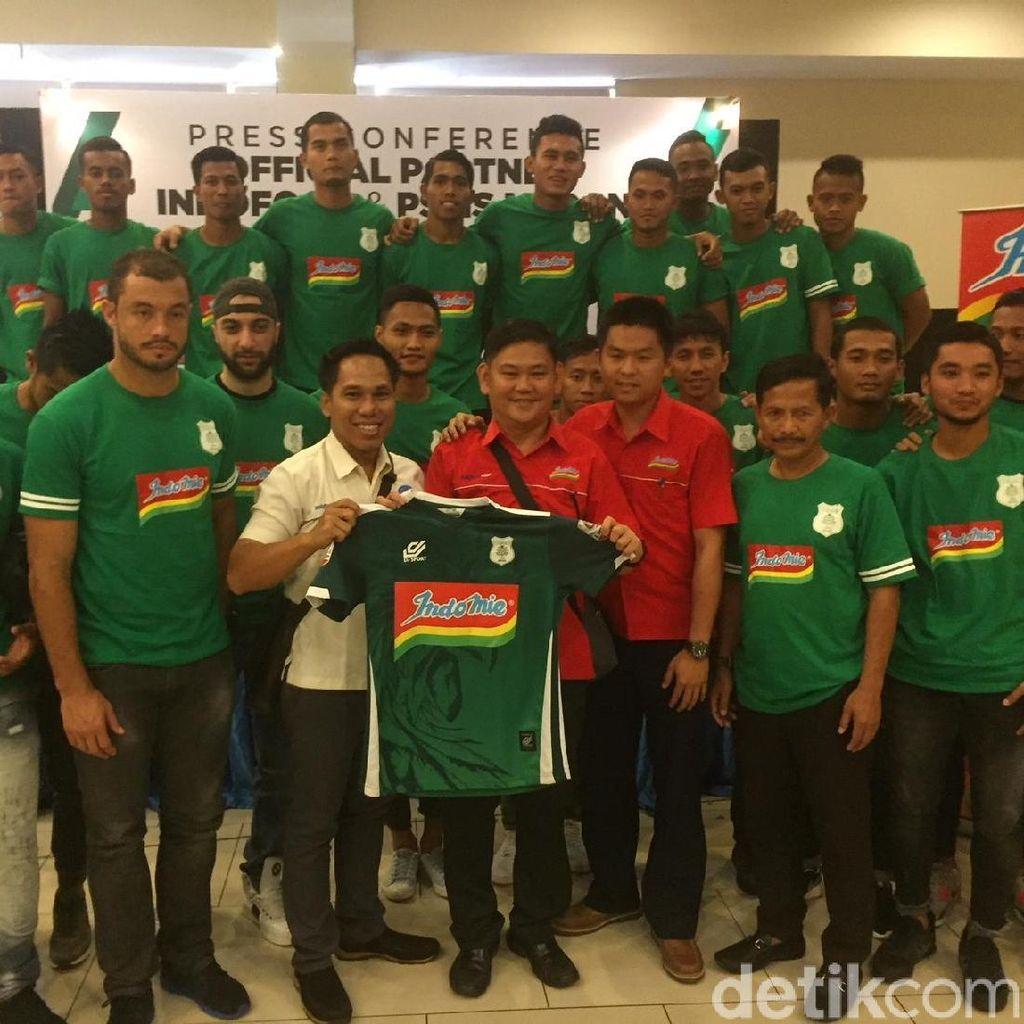 Dapat Tambahan Sponsor, PSMS Makin Bertekad Masuk Papan Atas Liga 1