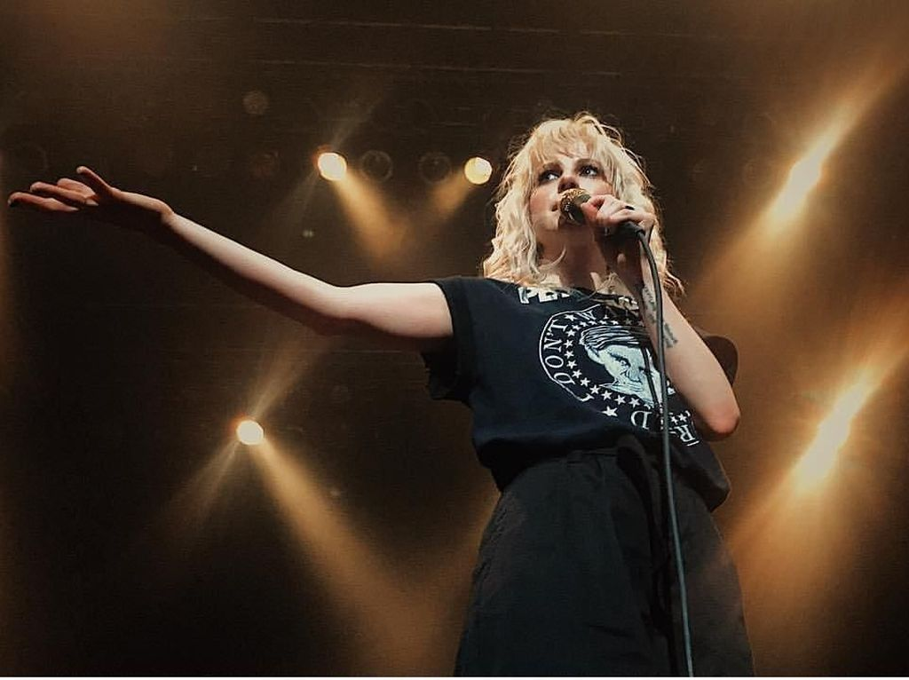 Cerita Kisah Depresi Lewat Lagu, Hayley Williams Pilih Solo Karier