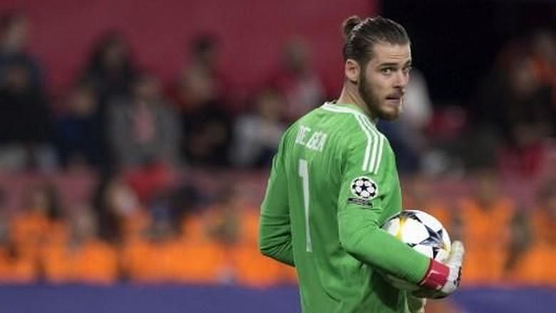 Mourinho Minta Madrid Pikirkan Pemain Lain, Jangan De Gea