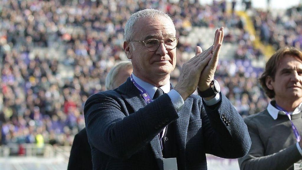 Jika Ranieri Ditawari Melatih Italia, Nantes Tak Akan Menghalangi