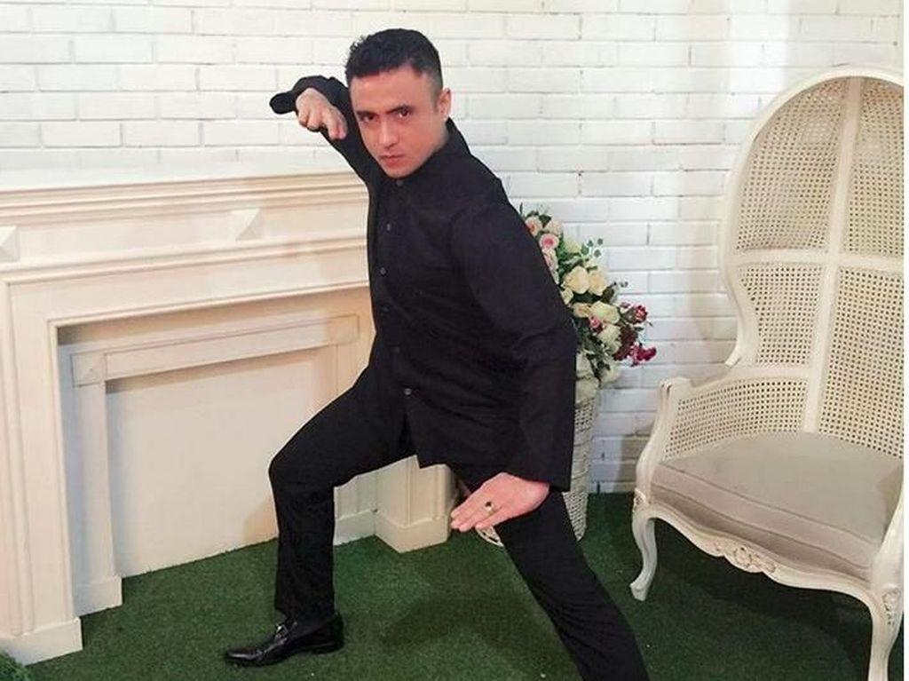 Rizal Djibran Ditangkap karena Narkoba di Rumahnya