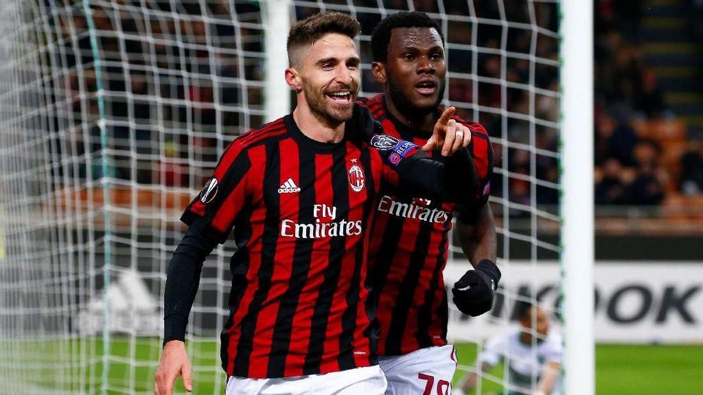Gol Borini yang Bikin Milan Pede Bermain