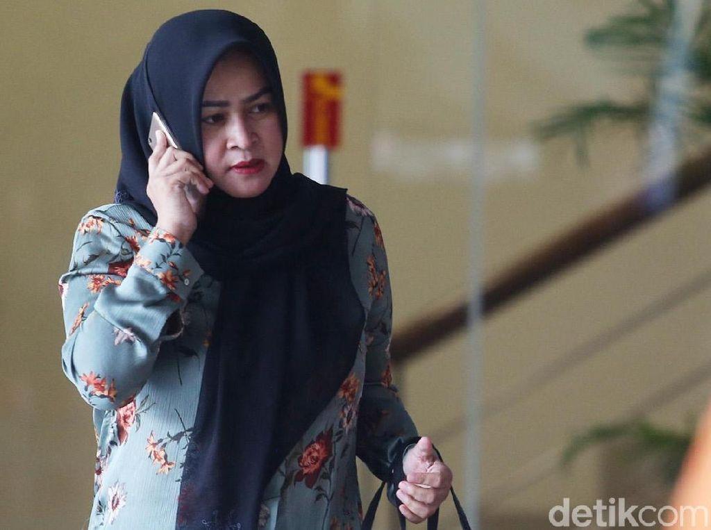 KPK Sebut Evy Istri Gatot Berkoordinasi soal Aset yang Disita