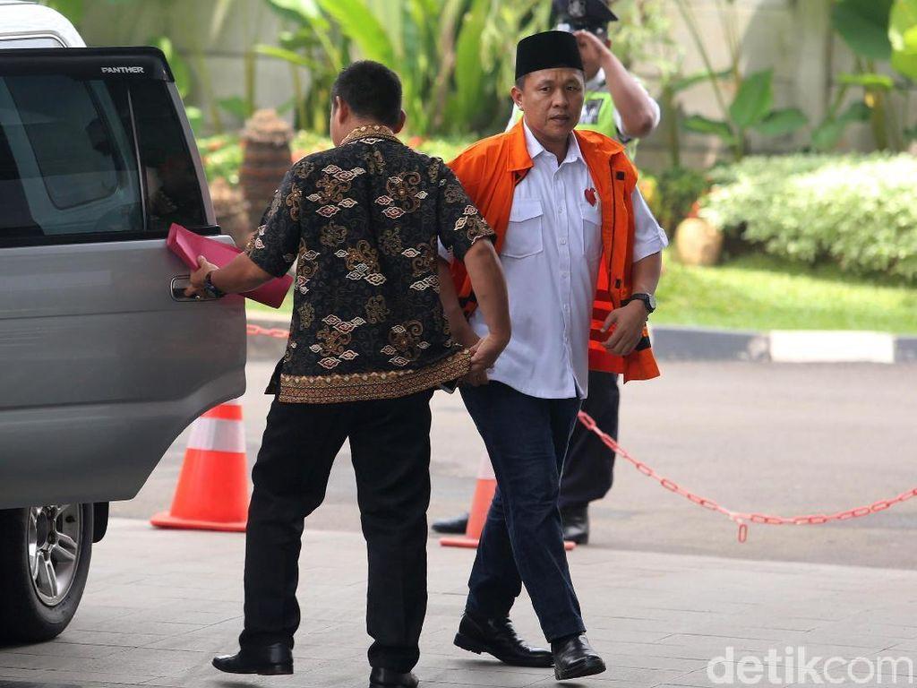 Berkas Lengkap, Eks Bupati Lampung Tengah Mustafa Segera Disidang
