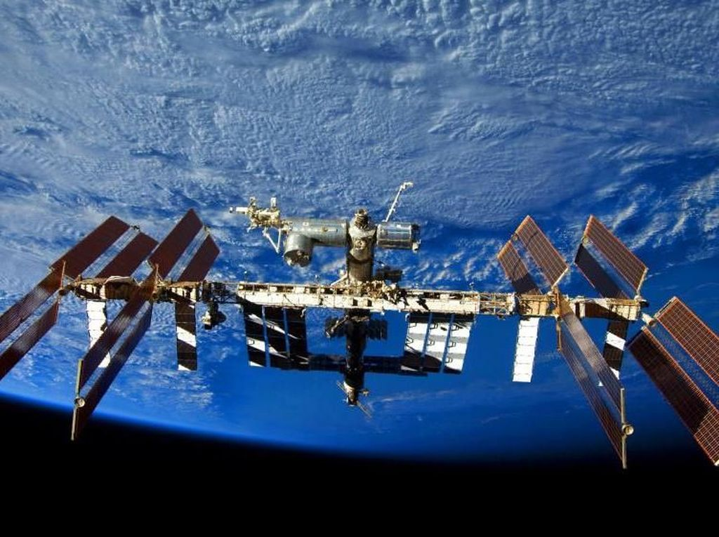 Pasokan Oksigen untuk Astronaut di ISS Terganggu, Waduh!