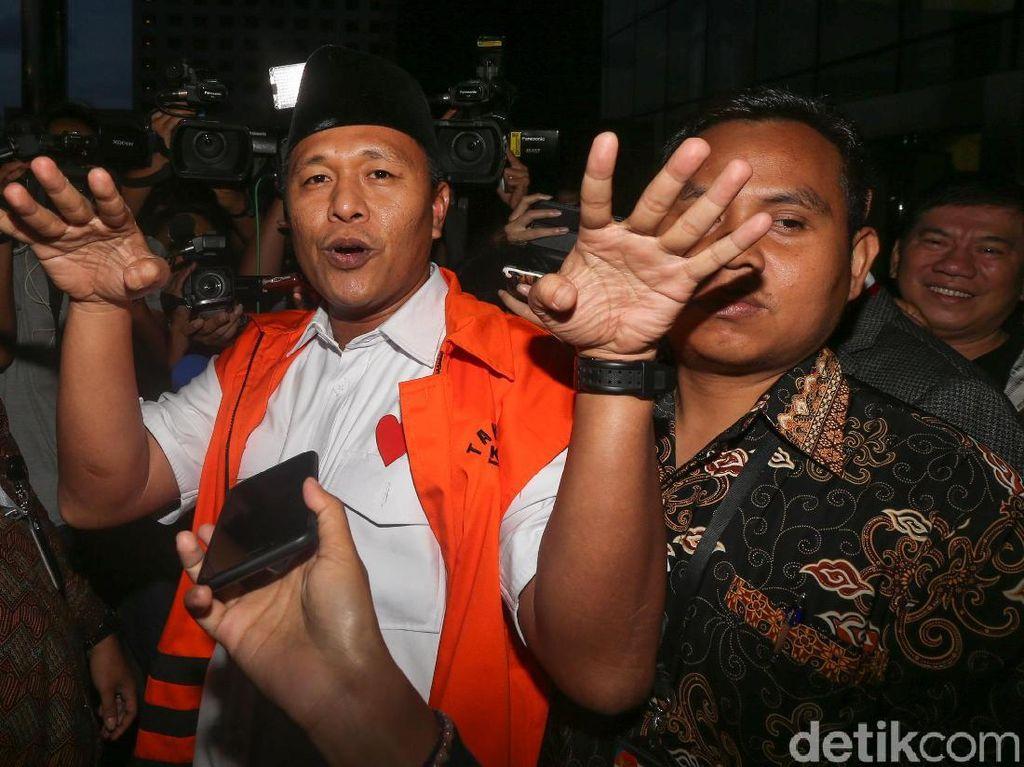 Cagub Lampung Mustafa Yakin Menang Meski Jadi Tersangka KPK