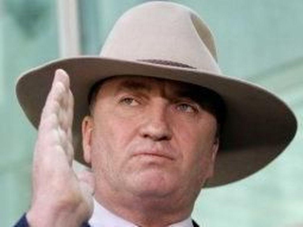 Wakil PM Barnaby Joyce Hadapi Tuduhan Pelecehan Seksual