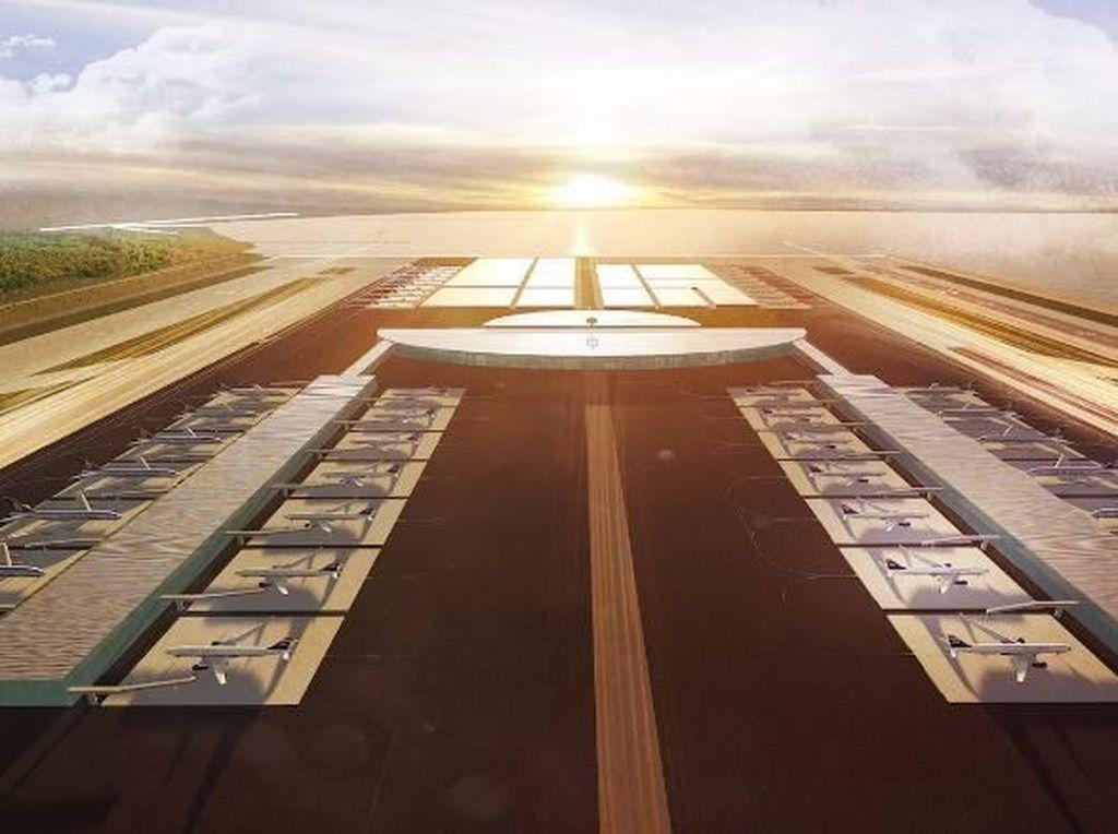 Pembangunan Bandara Utara Bali Tunggu Ngurah Rai Penuh