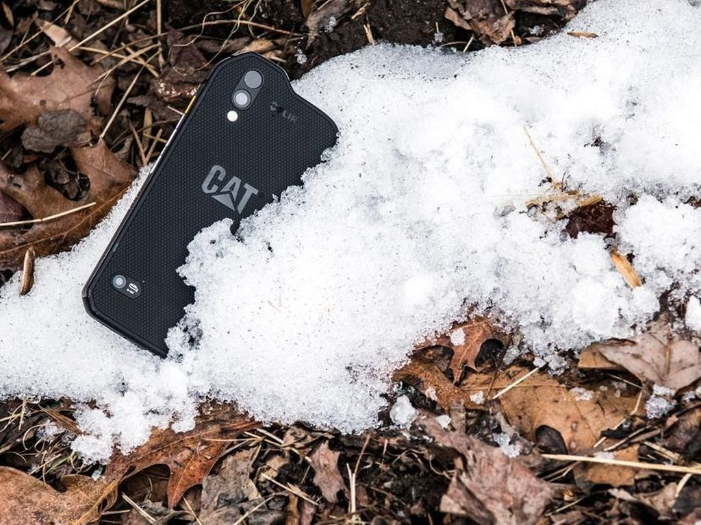 Ponsel Pemantau Kualitas Udara Dijual Seharga iPhone X
