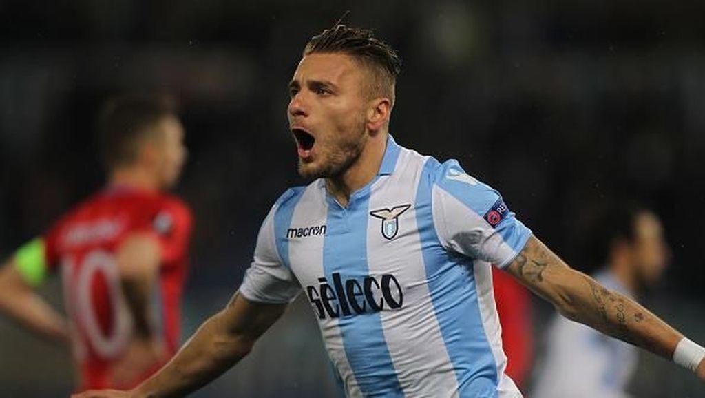 Immobile Lewati Catatan Gol Inzaghi di Lazio