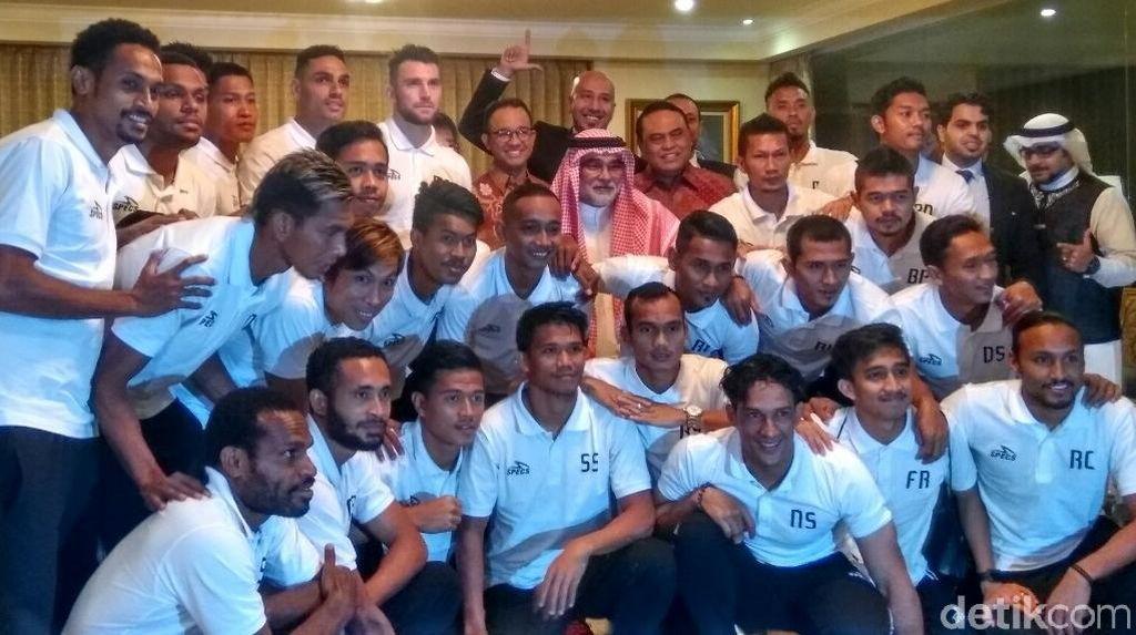 Persija Berpeluang Ujicoba Melawan Klub Arab Saudi