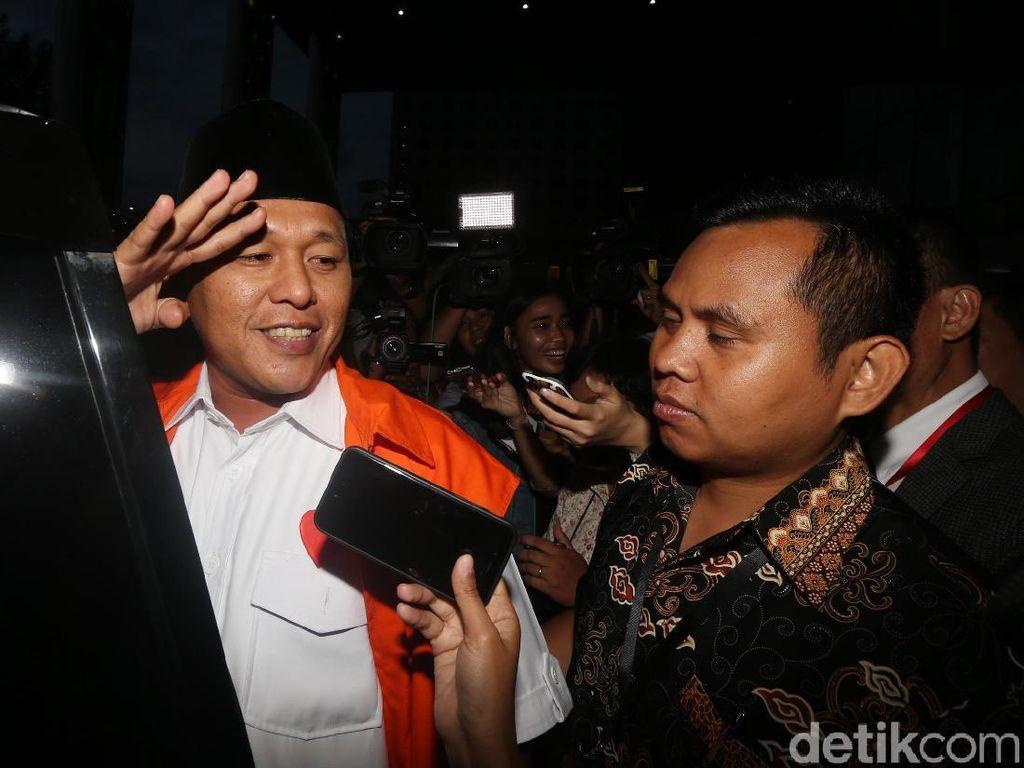 Bupati Lampung Tengah Mustafa Dituntut 4,5 Tahun Penjara