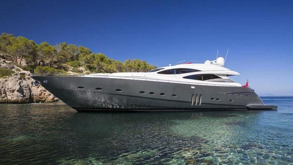 Foto: Yacht Mewah Miliaran Rupiah Milik Pesepakbola Top Dunia