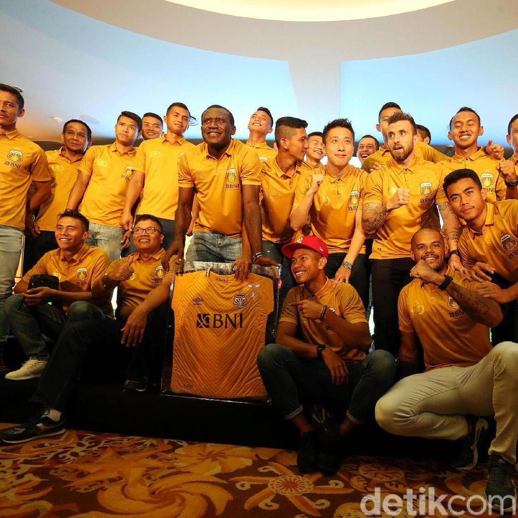 Ini Skuat Bhayangkara FC Musim 2018