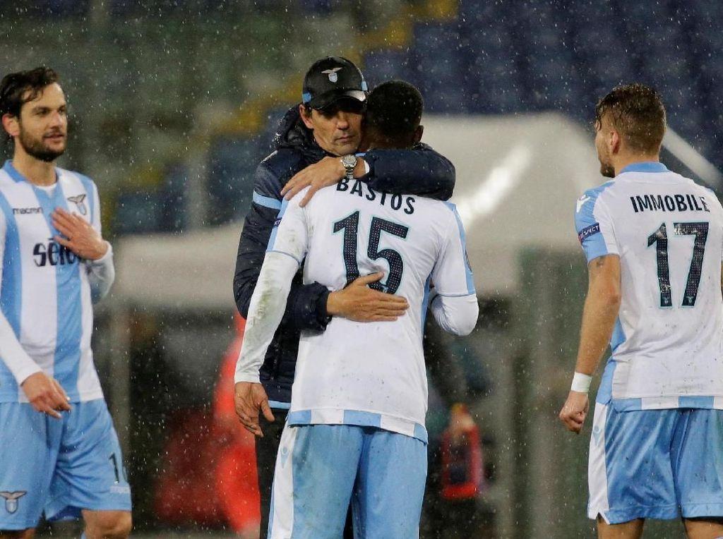 Lazio Ingin Hindari Arsenal dan Atletico