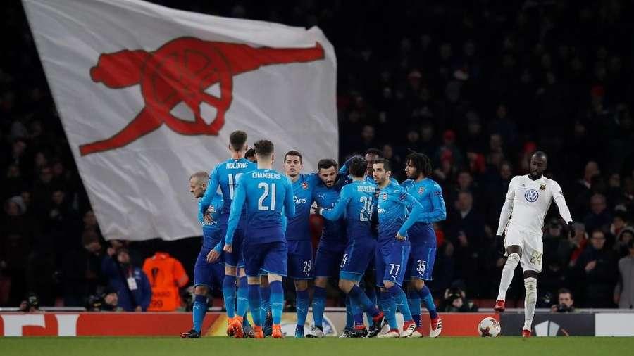 Arsenal Kalah karena Meremehkan Lawan