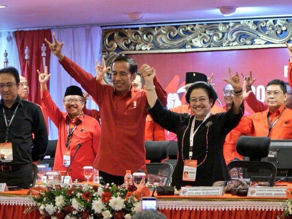Siapa Cawapres Jokowi? PDIP: Mandat di Tangan Megawati