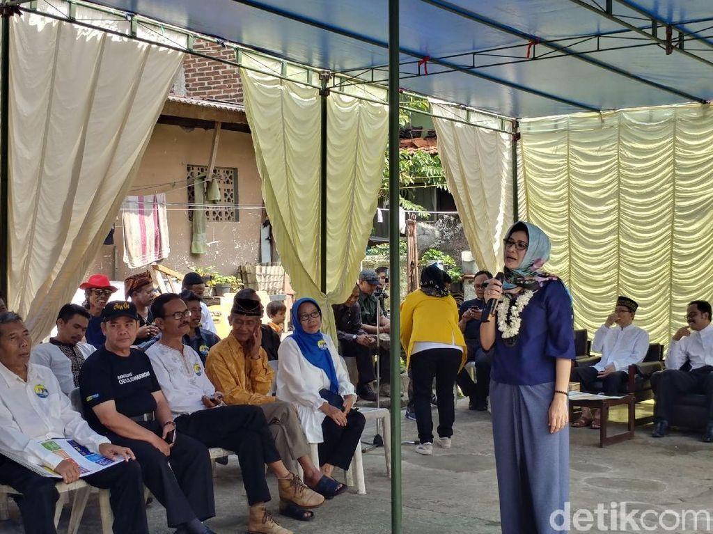 Soal Banjir, Nurul Arifin Siapkan Program Kolaborasi Pencegahan