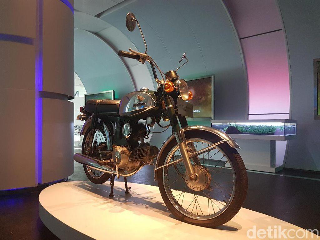 Ini Cikal Bakal Honda Rakit Motor di Indonesia